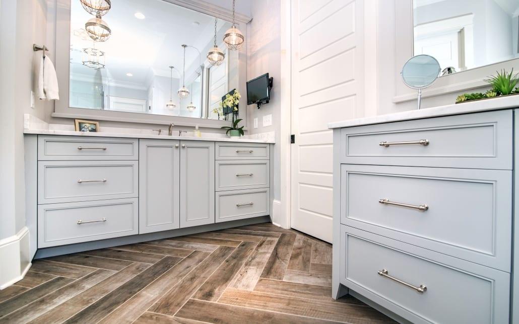 Bathroom Cabinet Design In Spartanburg County Sc Greenbrook