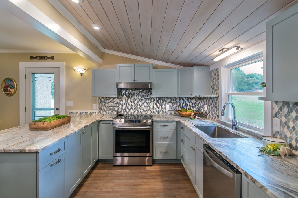 Cabinetry Created With Cabico Essence