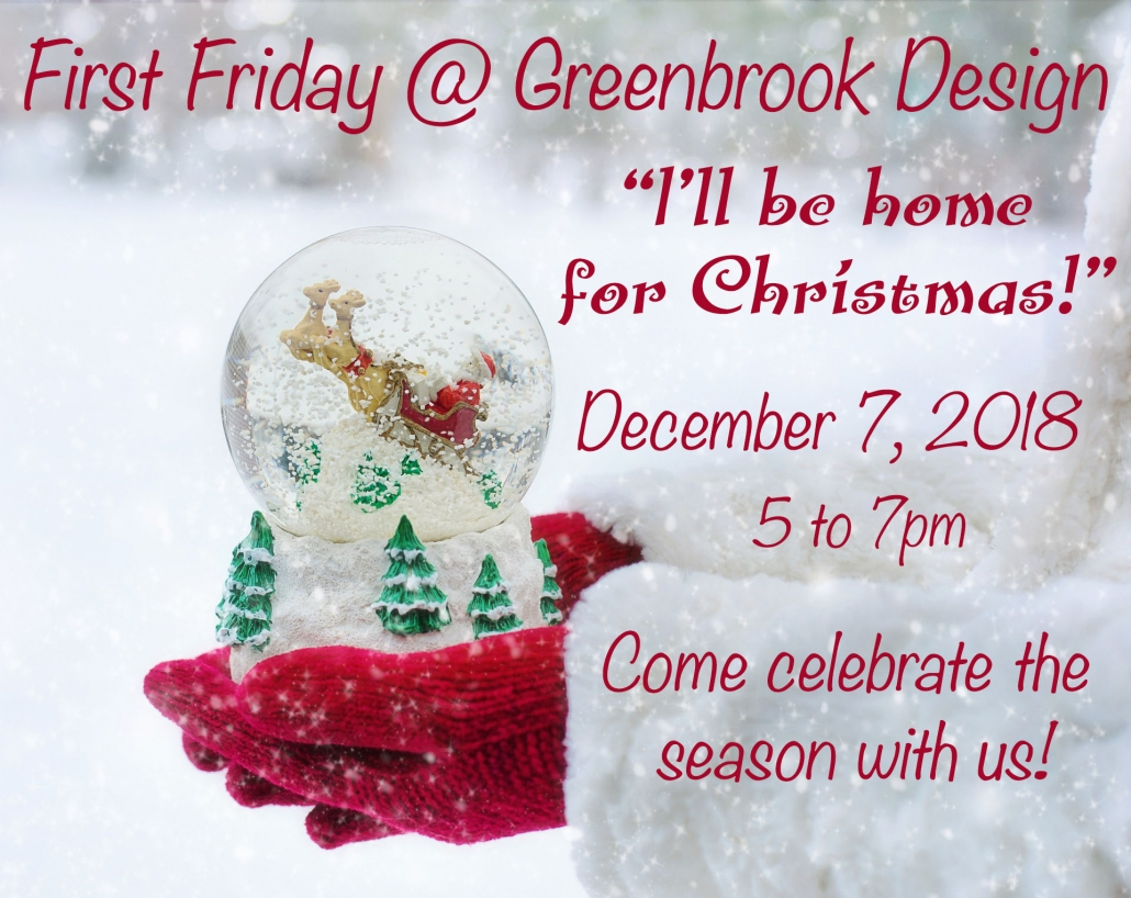 Events December 2018 | Greenbrook Design Center